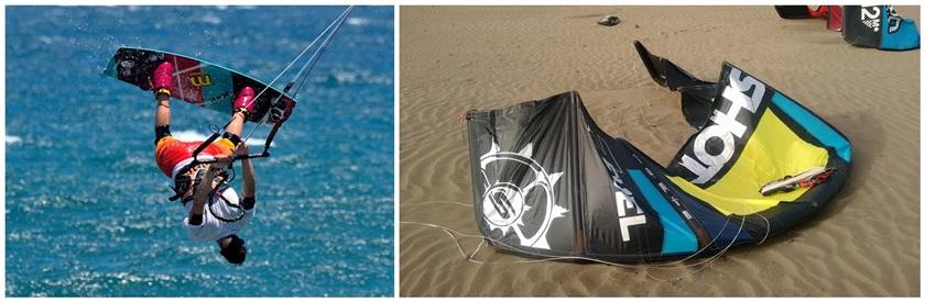 kitesurf rental - lpwindsurf