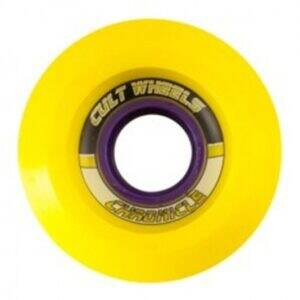 ruedas-chronicle-65-mm-83a-yellow