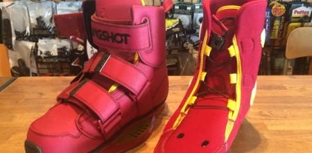 New boots Slingshot Shredtown 2015! | LpWindsurf