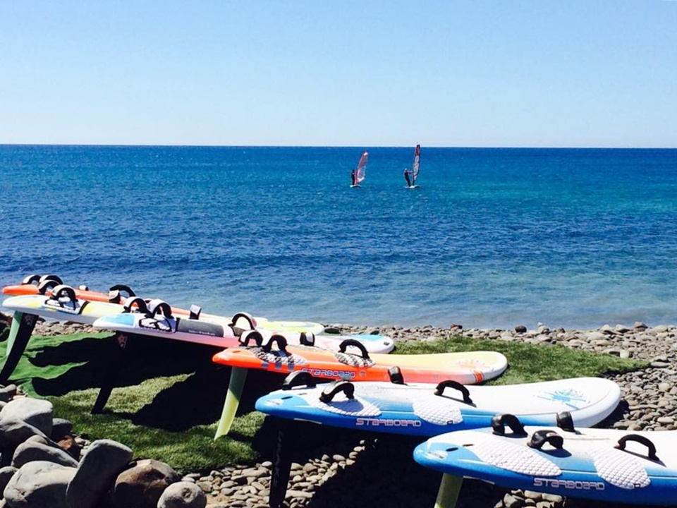 Windsurfing school | LpWindsurf