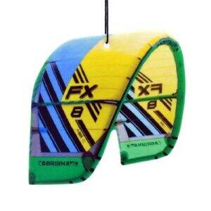 cabrinha fx fresh kitesurfing